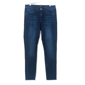 Supplies Dark Wash Legging Jeans Skinny Leg